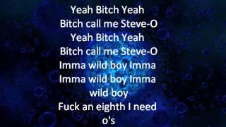 Wild Boy MGK Ft. Waka Flocka Flame Lyrics