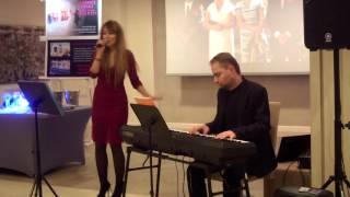 SING IT BACK -MOLOKO-cover Aleksandra Paczkowska