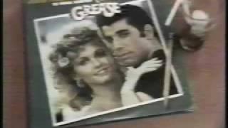 Grease Soundtrack LP TV Ad
