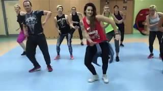 Shakira - Clandestino ft. Maluma - Zumba Fitness choreo by Anna Dymitrasz