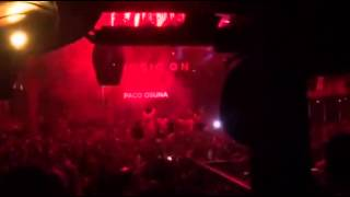 "Paco Osuna plays ""Luca Donzelli - Take The Message"" @ Music On, Amnesia Ibiza 26.06.15"