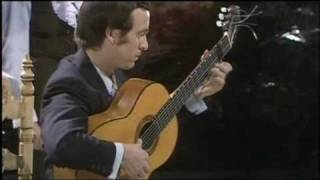Rare Guitar Video: Paco Pena Cantes Por Bulerlas