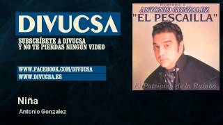 Antonio Gonzalez - Niña - Divucsa