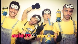 Banana Song - Minions (Aula39 - Acapella Cover - Despicable Me)