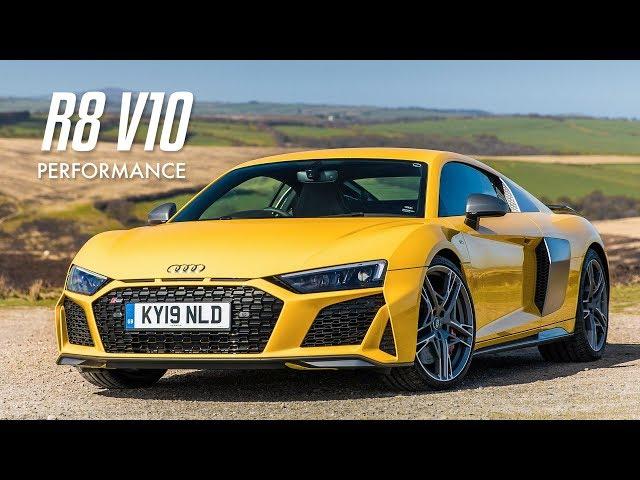 Audi R8 V10 Performance (4S)