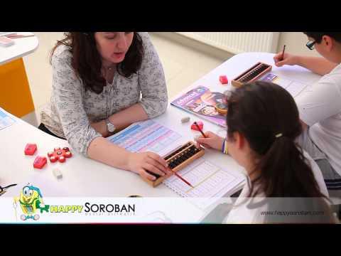 Happy Soroban - Mental Aritmetik / Matematik hiç bu kadar kolay olmamıştı!