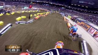 GoPro: Jordon Smith Main Event 2017 Monster Energy Supercross from Indianapolis