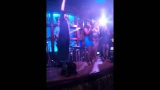 "MzHayes ""Show Me Love"" Live @BlueMartini | Sam Feldt ft. Kimberly Anne"
