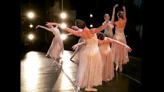 Come Thou Fount of Every Blessing - Ballet with live piano music worship