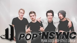 """*NSYNC - Pop [Band: Villain of The Story] (Punk Goes Pop Style Cover) """"Post-Hardcore"""""""