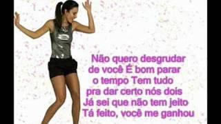 Ivete Sangalo- Abalou karaoke