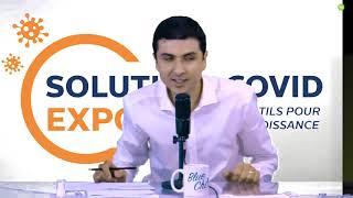 SOLUTION-COVID EXPO: Santé et sécurité au travail dans le monde post-covid (2e partie)