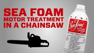 How to keep a chainsaw starting fast and running smooth