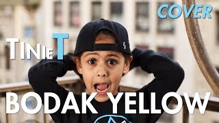 Cardi B - Bodak Yellow (Cover by 6 year old Tinie T) | MihranTV