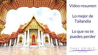 Video Promo Viaje a Tailandia en Español