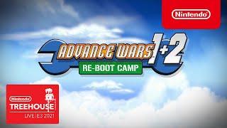 Advance Wars 1+2: Re-Boot Camp - Nintendo Treehouse: Live | E3 2021