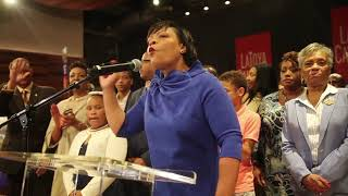 LaToya Cantrell elected mayor of New Orleans