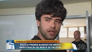 Denúncias indicaram possível suspeito de participação de roubo - Tribuna da Massa (30/08/18)
