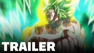 Dragon Ball Super: Broly Trailer #3 - (English Sub) width=