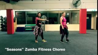Seasons - Shaggy feat OMI - Zumba Fitness Choreo