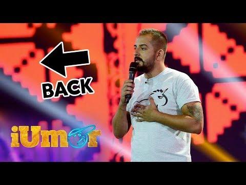 Gabriel Gherghe s-a întors să facă show! iUmor