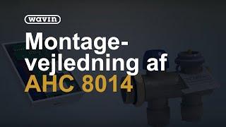 Wavin AHC 8014 - gulvvarme system