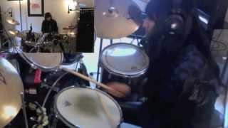 Get Back - Nine Lashes - Drum Cover - Ashni