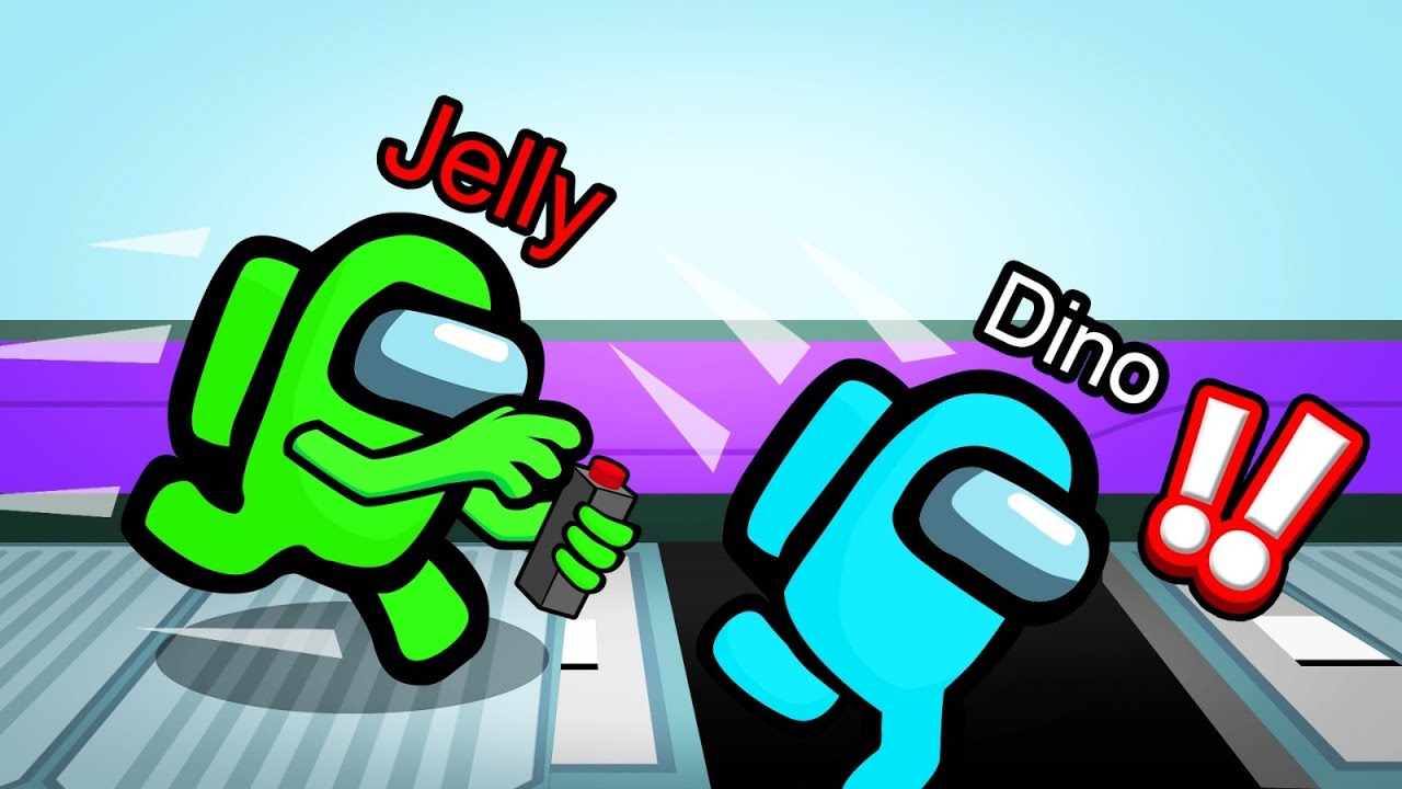 Jelly - AMONG US + TRAP TROLL = HILARIOUS!