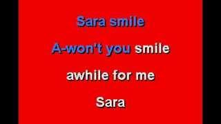 Hall & Oates - Sara Smile - Karaoke