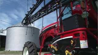 Apache Sprayer: Easy Access Fill Station