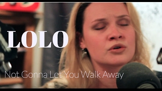 LOLO - Not Gonna Let You Walk Away - Live on Lightning 100 powered by ONErpm.com