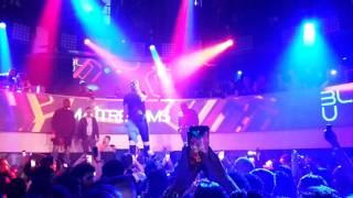 Maître Gims - live in Club Blu, Rotterdam