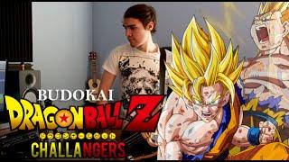 Dragon Ball Z Budokai - Challengers Guitar Cover