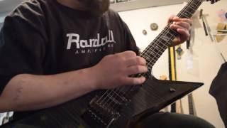 PanterA Throes of Rejection Solo cover