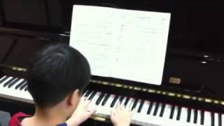 陈启豪 钢琴独奏 (2)