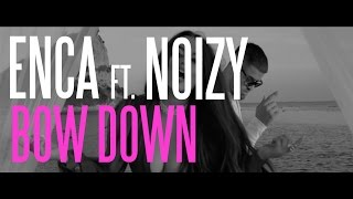KARAOKE PIANO : Enca ft. Noizy - Bow down ( LYRICS )