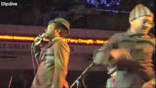 will.i.am & apl.de.ap - Where is the Love? Live @ Huffington Post pre-Inaugural Ball 2009
