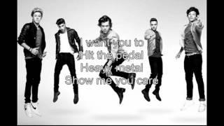 One Direction   Rock Me Karaoke