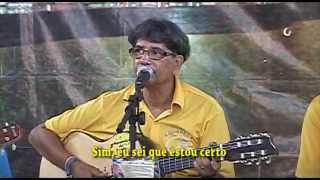 07 Eu sei que estou certo sim - Aquarela do Samba resgate do Samba Clássico - DVD