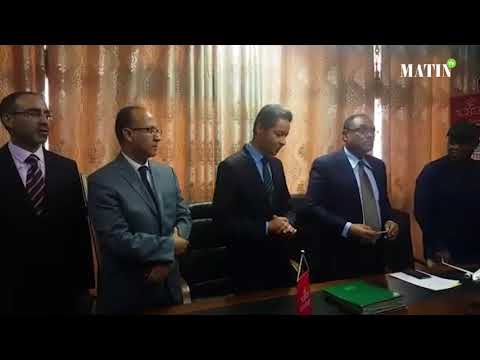 Video : Royal Air Maroc reconduit son partenariat avec l'association Ecrans Noirs