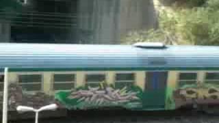 Train in Sicily