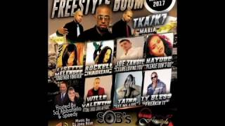 TKA PROMO FREESTYLE BOOM AT SOB's NYC on MAY 20TH