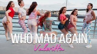 Dancehall Choreography by Valeritta | Jahyanaï - Who Mad Again (feat. Bamby)