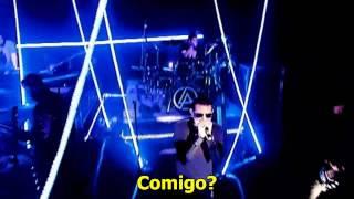 CANAL R.G - Linkin Park - Given Up (Legendado) (Best Live)