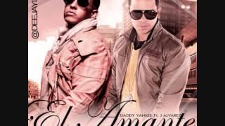 Daddy Yankee Feat J Alvarez - El Amante (Dj Lanz Remix 2013)
