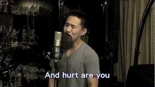 Jason Chen - (Eminem) Love The Way You Lie (HD With Lyrics)
