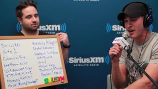"""Timeflies """"Once In A While/Hits 1 Freestyle"""" Live @ SiriusXM // Hits 1"""
