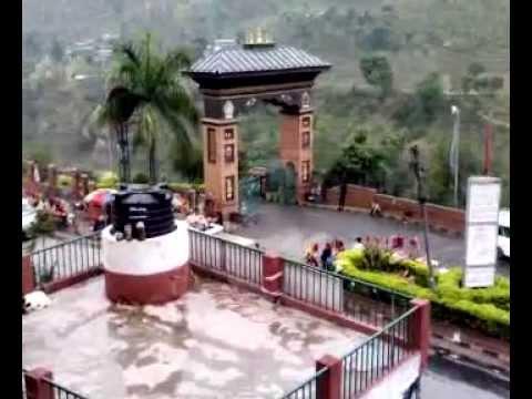 manakamna gate in nepal