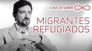A crise atual de migrantes refugiados na Europa | Gilberto Rodrigues