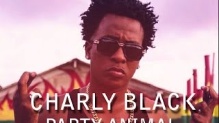 "Charly Black ""Gyal you a party animal"" letra+español"